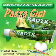 Pasta Gigi Radix 3